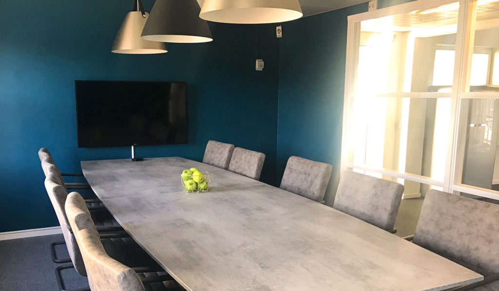 Nya konferensmöbler till kontor
