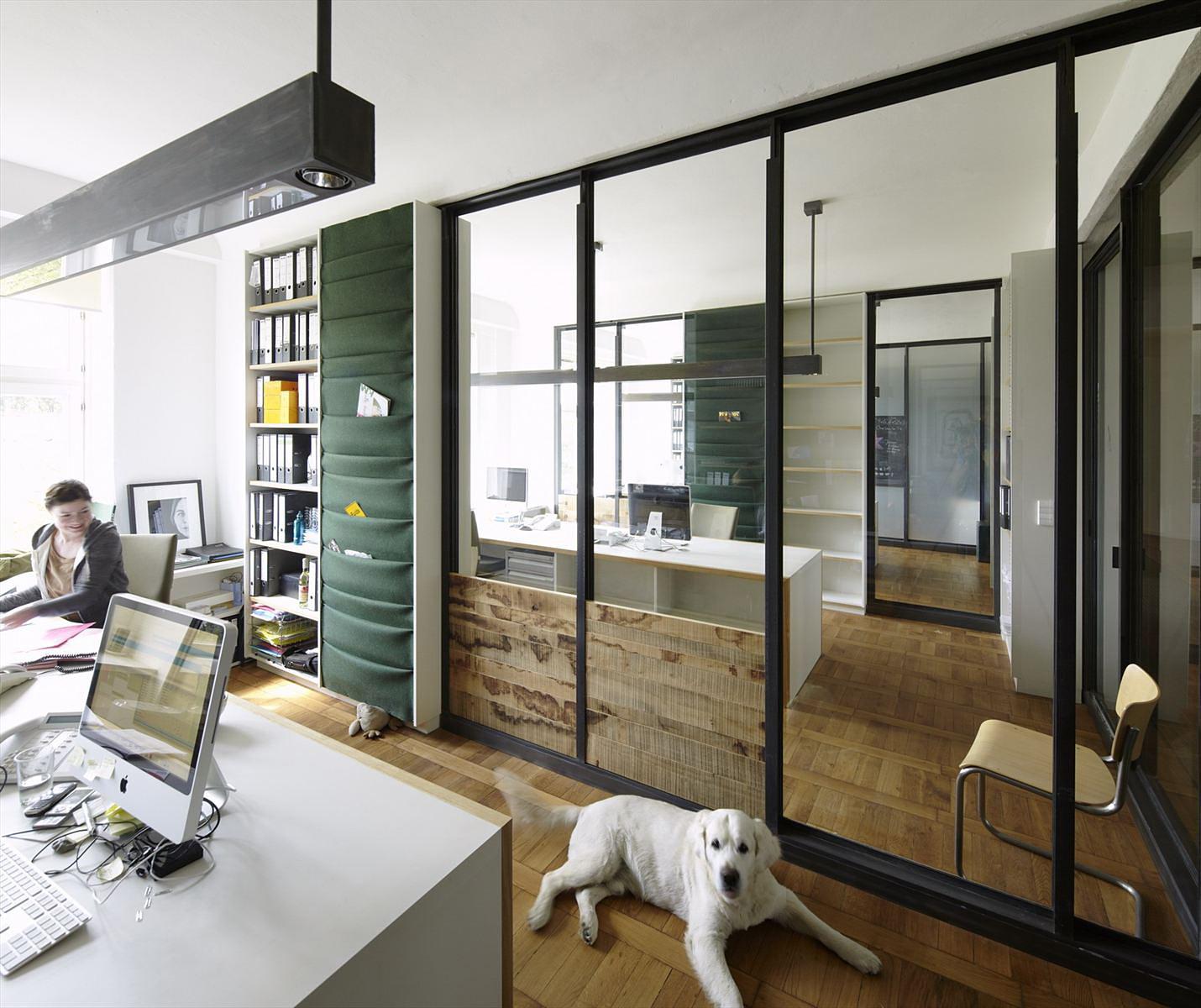 20 Trendy Minimal Home Office Design Ideas: Dummy-image-5