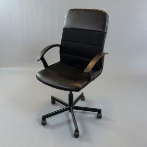 Arbetsstolar Kontorsstol Ikea - svarta kontorsstolar