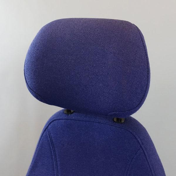 Malmstolen arbetsstolar i blått