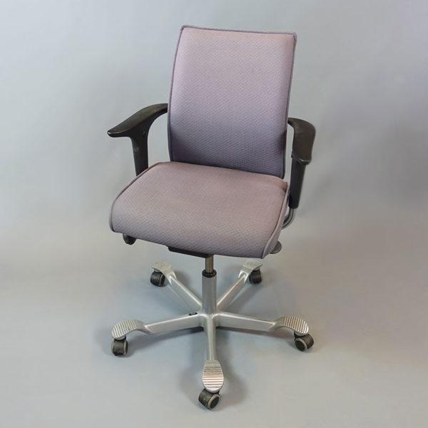 Ljuslila kontorsstolar HÅG H05 5400