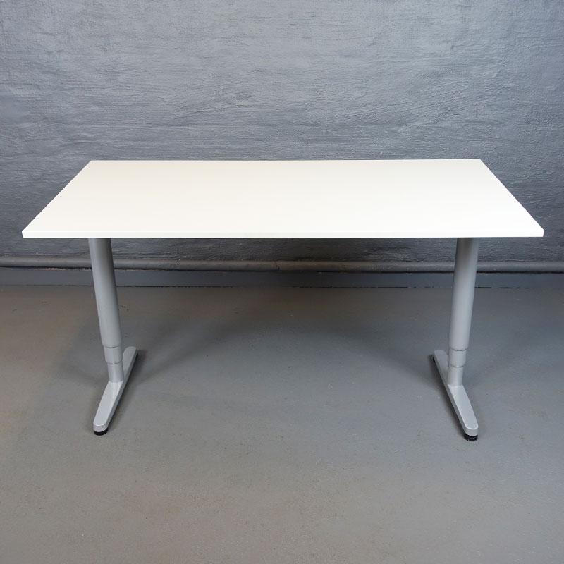 Ikea Galant + ny skiva 160x80 cm