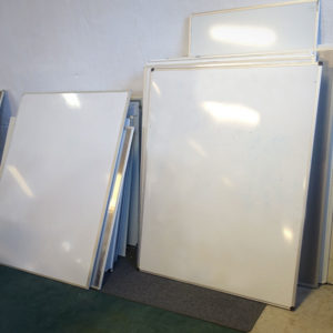 begagnade whiteboards