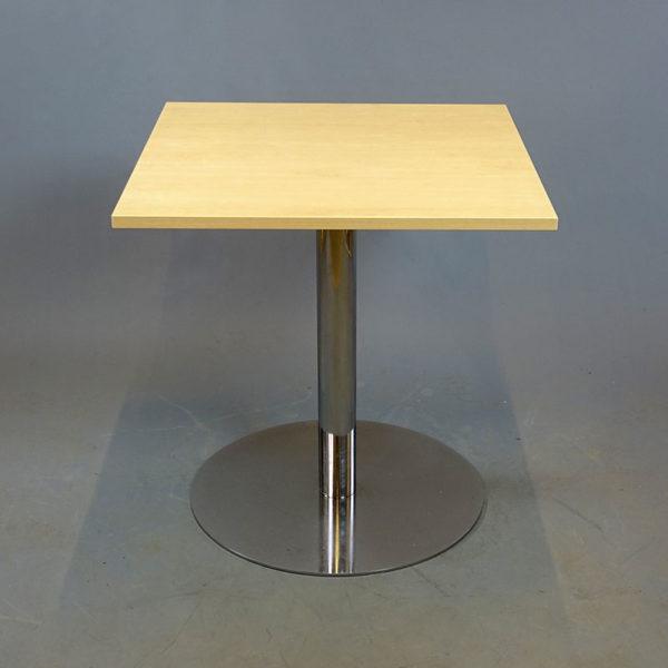 Begagnade cafébord 70x70 cm