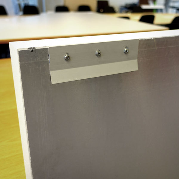 Begagnade whiteboards Lintex