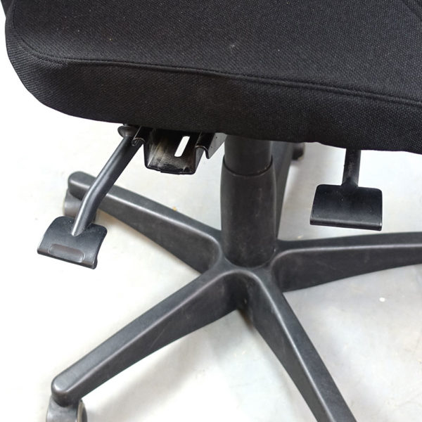 Kinnarps kontorsstolar låg rygg