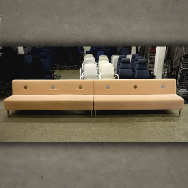 Begagnad soffa Mitab Stereo