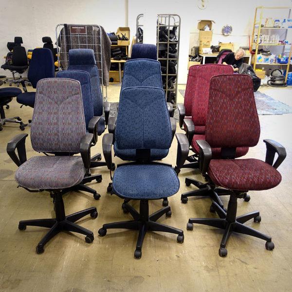 Utförsäljning Kinnarps - kinnarps kontorsstolar