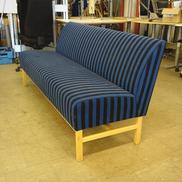 Begagnad soffa