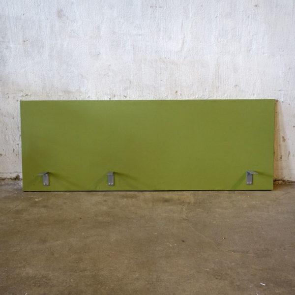Gröna bordsskärmar 180 cm