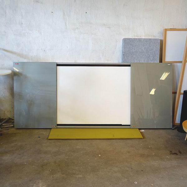 Glassboard Abstracta Messenger