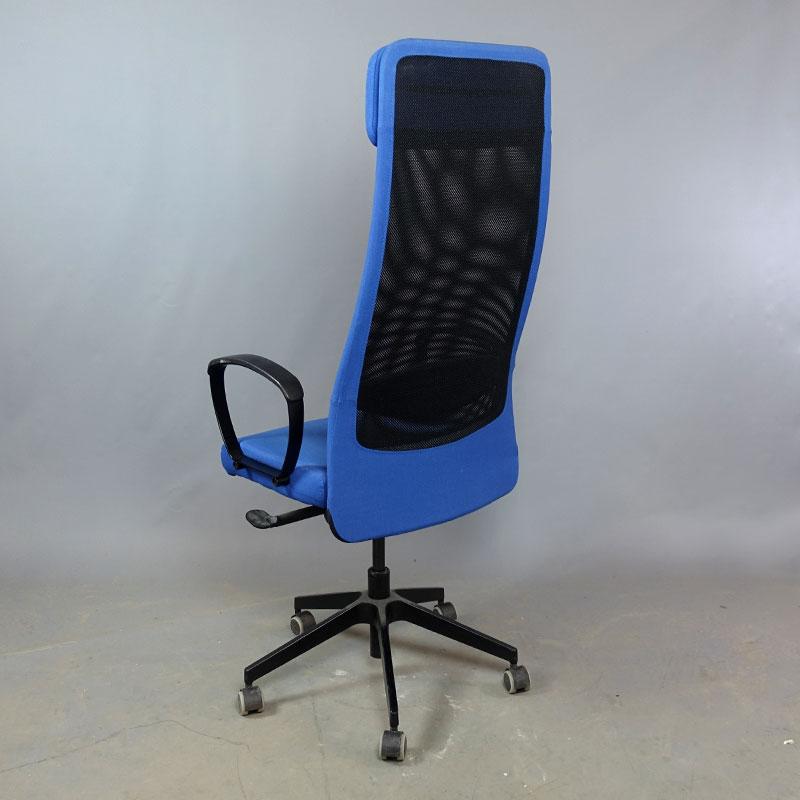 Kontorsstol Markus blå