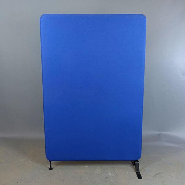 Begagnade blåa golvskärmar 100 cm