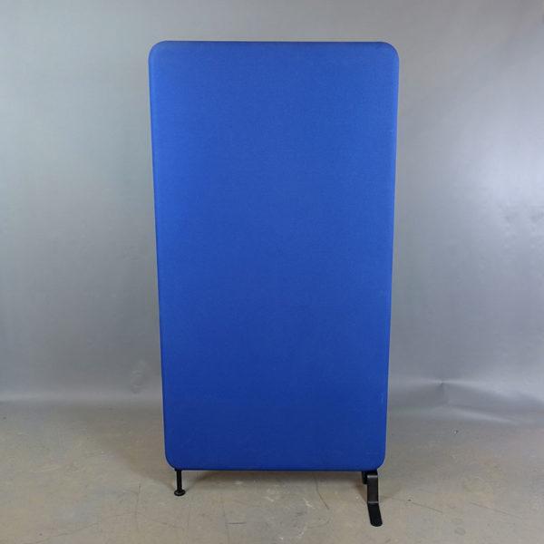 Begagnade blåa golvskärmar 80 cm