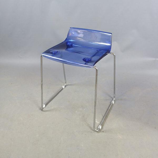 Begagnade stolar Quid blå