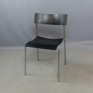 Begagnade svarta stolar Lammhults