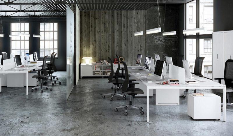 kontorsplats - begagnade kontorsmöbler - kontorsmiljö