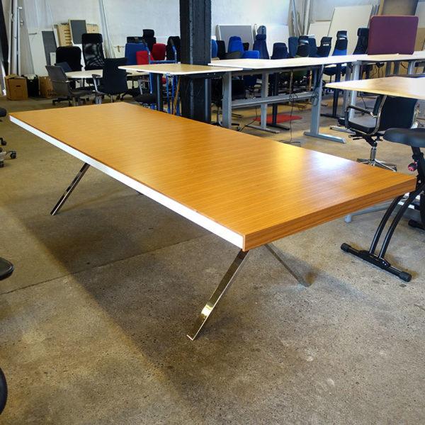 Begagnade konferensbord 280 cm