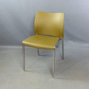 Begagnade olivgröna stolar Allermuir