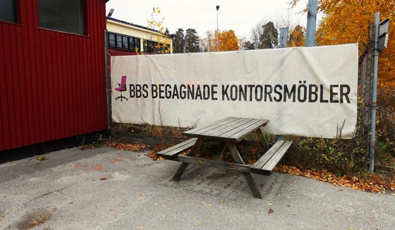 Begagnade kontorsmöbler i Stockholm