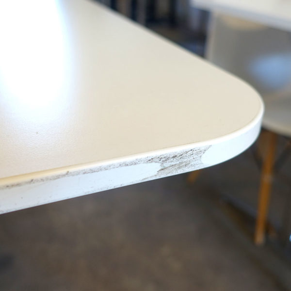 Begagnade skrivbord Bekant vit - Begagnade skrivbord Bekant 120x80 cm