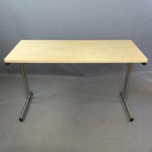 Begagnade fällbara skrivbord 120 cm