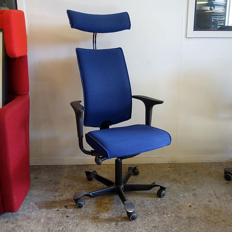 Begagnade kontorsstolar HÅG H05 5600 blå