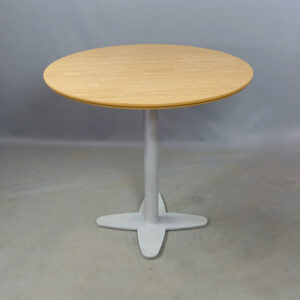 Begagnade cafébord Ø80 cm