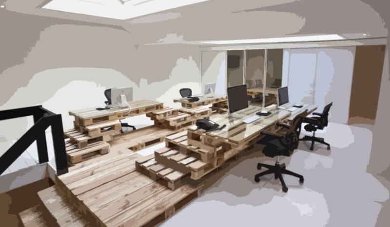 förnya kontoret med begagnade kontorsmöbler