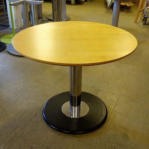 Begagnade cafébord Ø90 cm