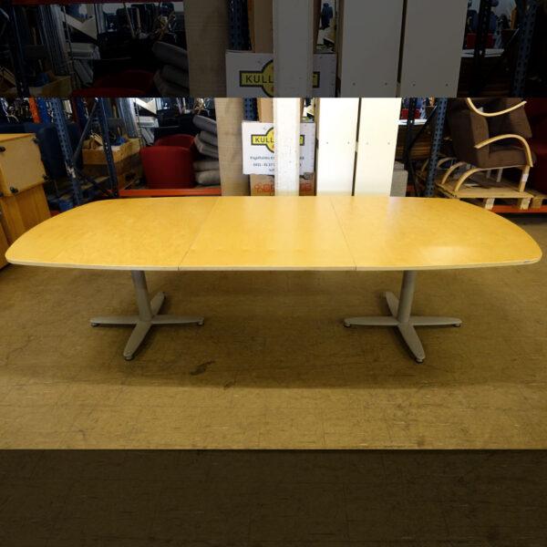 Begagnade konferensbord Kinnarps 280x120 cm
