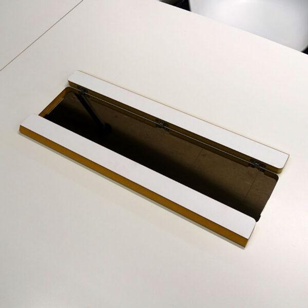 Begagnat konferensbord Skandiform 330x120 cm