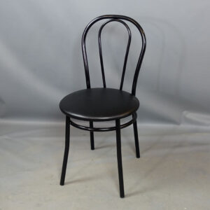 Begagnade stolar svarta