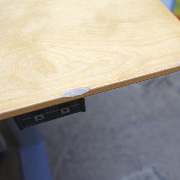 Begagnade eldrivna skrivbord 200x90 cm