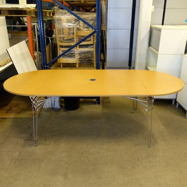 Begagnat konferensbord 240x110 cm