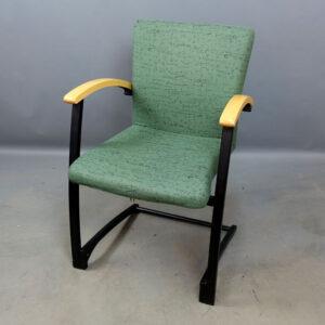 Begagnade gröna stolar Kinnarps Arcus