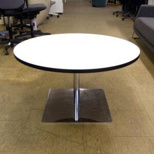 Begagnade runda soffbord 49 cm