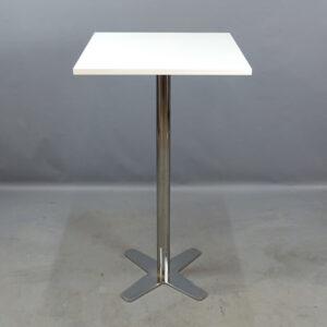 Begagnade höga cafébord 109x60x60 cm