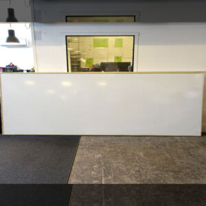 Begagnade whiteboards 500 cm