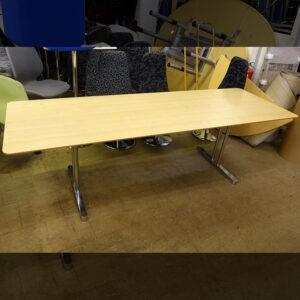 Begagnade konferensbord Skandiform 240x80 cm