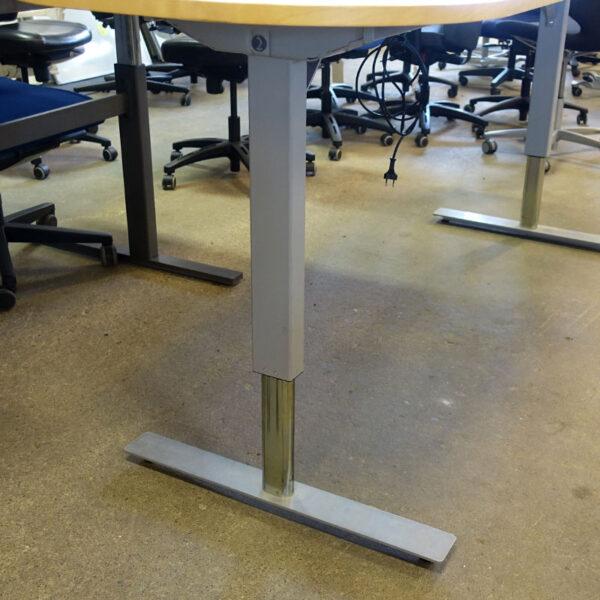 Begagnade eldrivna bord 240x75 cm