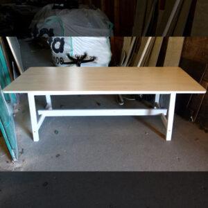 Begagnade konferensbord 220x79 cm