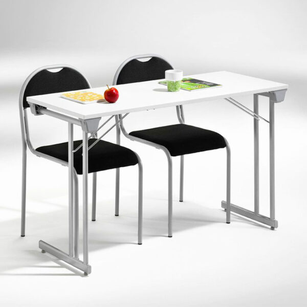 Fällbara skrivbord 120x60 cm - Fällbara skrivbord 140x60 cm