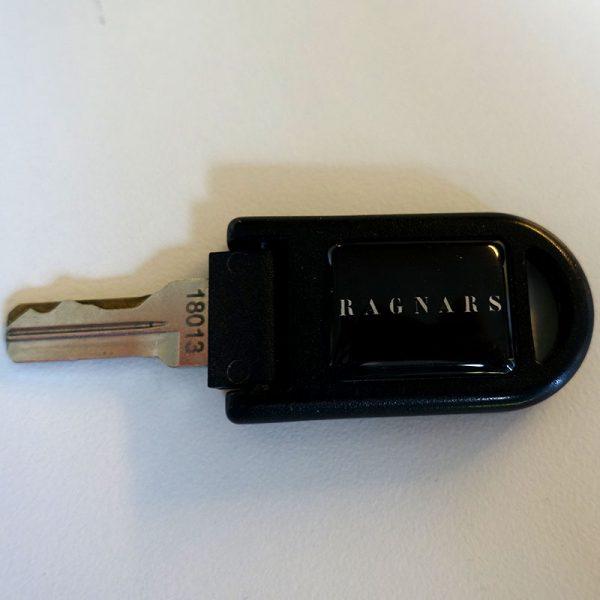 Begagnad förvaring Ragnars med nyckel