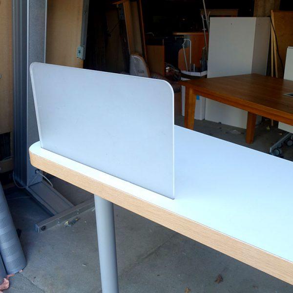 Begagnat mottagningsbord 100x43 cm