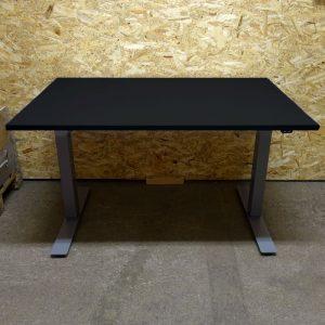 Begagnade elbord Kenson svart 120x80 cm