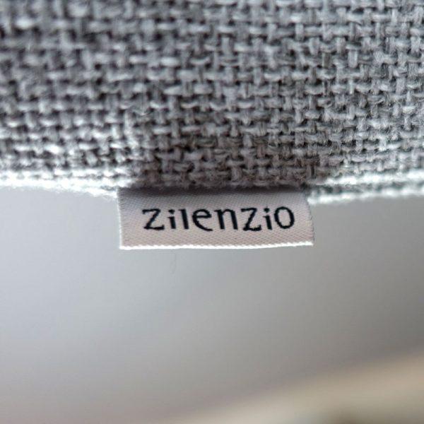 Begagnad grå golvskärm Zilenzio Dezibel
