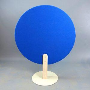 Begagnad blå golvskärm Zilenzio Dezibel