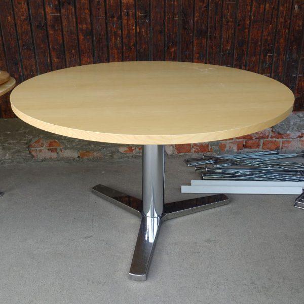 Begagnade cafébord Ø120 cm