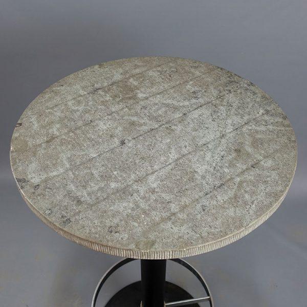 Begagnade ståbord med betongskiva Offecct 110x60 cm
